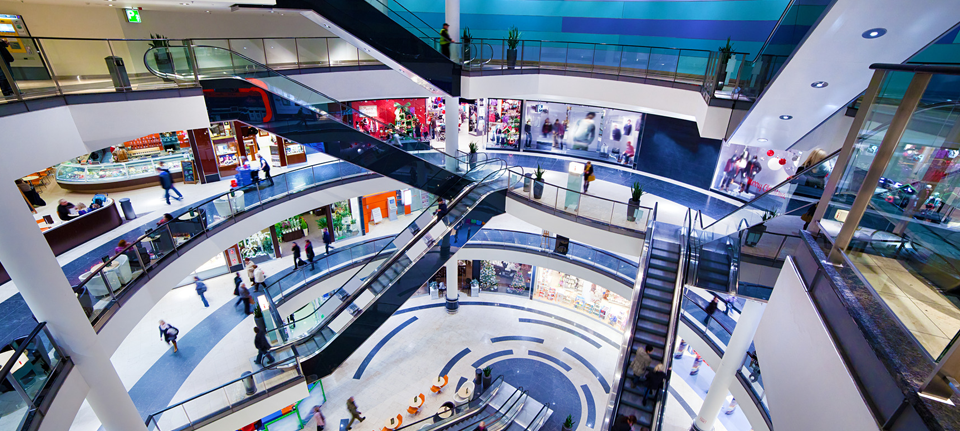Lifestyle Retail Recruiters - mall